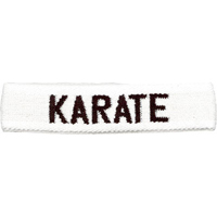 Tiger Claw Karate Sweatband