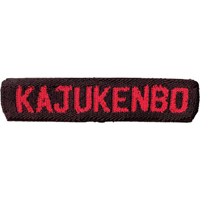 Tiger Claw Kajukenbo Sweatband