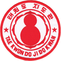 Tiger Claw Taekwondo Ji Do Kwan Patch - 4