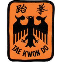 Tiger Claw Taekwondo Eagle Patch - 4