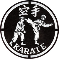 Tiger Claw Karate Jacket Patch - 8