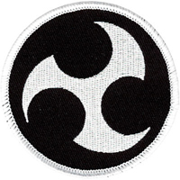 Tiger Claw Okinawan Karate Patch - 3
