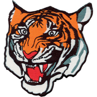 Tiger Claw Tiger Patch - 4.5