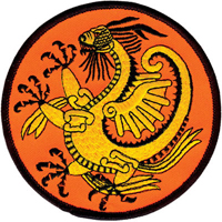 Tiger Claw Dragon Patch - 4