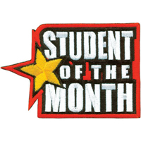 Tiger Claw Student of the Month - 3.5