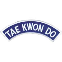 Tiger Claw Taekwondo Dome Patch - 5