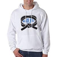 Tiger Claw Black Belt Club Hooded Sweatshirt