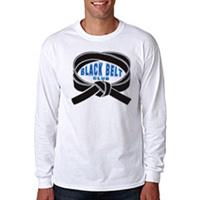 Tiger Claw Black Belt Club Long Sleeve T-Shirt