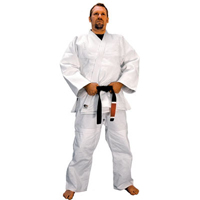 Tiger Claw Cahill Double Weave Classic Elite Judo Uniform
