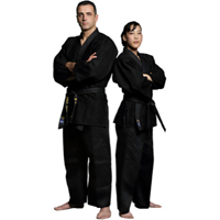 Tiger Claw Cahill Jujitsu Uniform