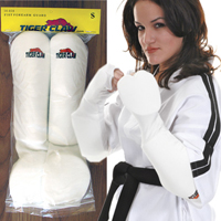 Tiger Claw Cloth Fist & Forearm Guard