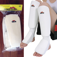 Tiger Claw Cloth Shin-Instep Guard
