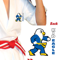 Tiger Claw Elite Sport Taekwondo Uniform - Kid Eagle