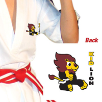 Tiger Claw Elite Sport Taekwondo Uniform - Kid Lion