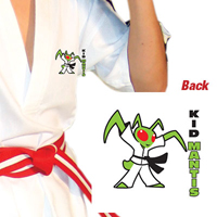 Tiger Claw Elite Sport Taekwondo Uniform - Kid Mantis