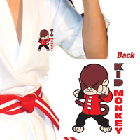 Tiger Claw Elite Sport Taekwondo Uniform - Kid Monkey