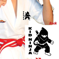 Tiger Claw Elite Sport Taekwondo Uniform - Kid Ninja