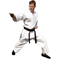 Tiger Claw Elite Traditional Karate Uniform