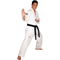 Tiger Claw Elite Taekwondo V-Neck Uniform