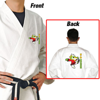 Tiger Claw Essential Traditional Karate Uniform - Kid Dragon