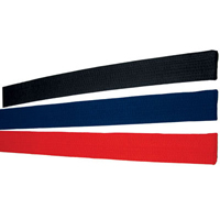 Tiger Claw Extra Wide Martial Arts Belts