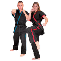 Tiger Claw Fast Strike Karate Uniform