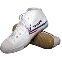 Feiyue High-Top Style Kung Fu Shoes