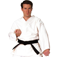 Tiger Claw Hayashi Heavy Weight Traditional Karate Top