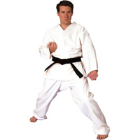 Tiger Claw Hayashi 14oz Heavy Weight Traditional Karate Uniform