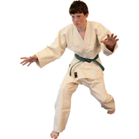 Tiger Claw Hayashi Single Weave Judo Uniform