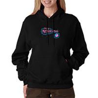 Tiger Claw I'm a Martial Arts Mom Hooded Sweatshirt
