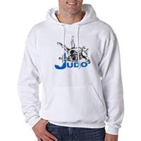 Tiger Claw Judo Hooded Sweatshirt