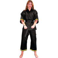 Tiger Claw Jungle Warrior Karate Uniform