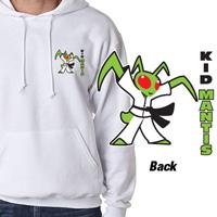 Tiger Claw Kid Mantis Hooded Sweatshirt