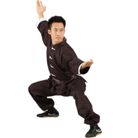 Tiger Claw Kung Fu Uniform