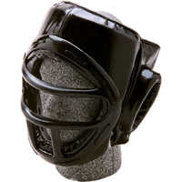 Tiger Claw Synthetic-Leather Headguard w/ Face Cage