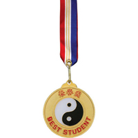 Tiger Claw Medal - Best Student