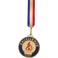 Tiger Claw Medal - Excellence