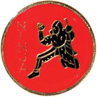 Tiger Claw Ninja Pins