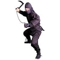 Tiger Claw Ninja Uniform