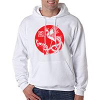 Tiger Claw Phoenix Hooded Sweatshirt
