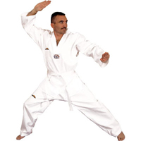 Tiger Claw Professional Taekwondo V-Neck  Uniform