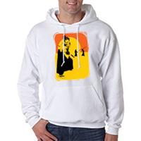 Tiger Claw Samurai Hooded Sweatshirt