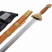 Tiger Claw Single Lion Head Tai Chi Sword
