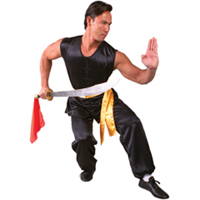 Tiger Claw Southern Style 100% Silk Kung Fu Uniform