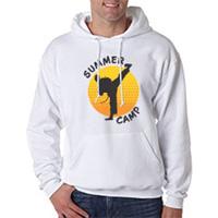 Tiger Claw Summer Camp Hooded Sweatshirt