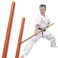 Tiger Claw Tapered Bo Staff