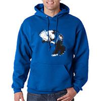 Tiger Claw Throw Hooded Sweatshirt