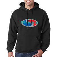 Tiger Claw Tae Kwon Do Hooded Sweatshirt