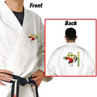 Tiger Claw Traditional Light Weight Karate Uniform - Kid Dragon